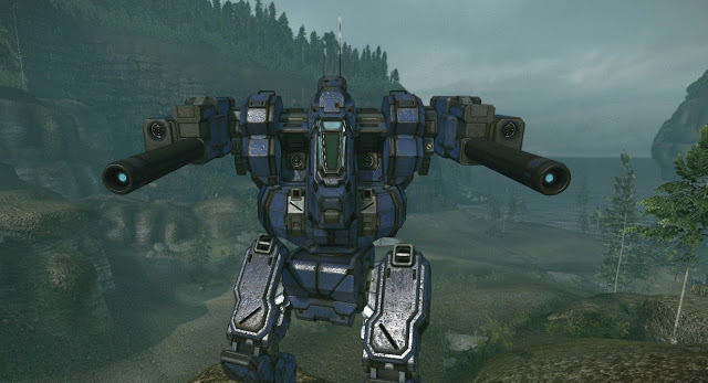 MWO Blackjack Screenshot