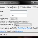 MWO Ultra AC 5 No Jam Macro Setup Guide (Fire Control)